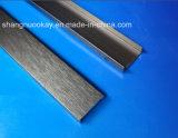 Profil en aluminium expulsé de bord de porte de cuisine