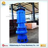 Abnützung und korrosionsbeständiger Qualitäts-versenkbarer Sand-ausbaggernde Pumpe