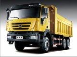 건축 쓰레기꾼 팁 주는 사람 트럭