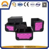 豪華なABSダイヤモンドの構成の美ボックス及びケース(HB-2007)