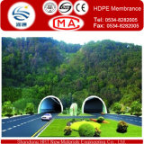 Fabricants HDPE Dimple Geomembrane / Membrane imperméable PVC / Membrane Géotextile / Construction