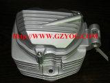 Yogのオートバイエンジンの予備品のシリンダーヘッドの完全なGy6インド人はBajaj TV鈴木Gn125 Ax100 Cg125ホンダYbr125を模倣する