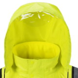 Workwear riflettente di visibilità di inverno del rivestimento d'altezza di sicurezza