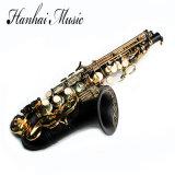 Нот Hanhai/черный саксофон альта Eb ключевой