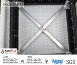 Allwetter- Hand gesponnenes 9mm flaches Weidentisch-Set