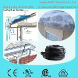 20m wasserdichtes enteisenkabel der Heizungs-Cables/PVC Roof&Gutter