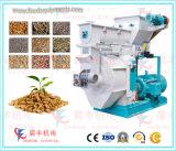 Machine en feuille de palmier de presse de boulette de briquette