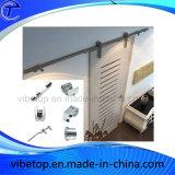 Nuevo hardware de desplazamiento de la puerta de granero para la puerta de madera