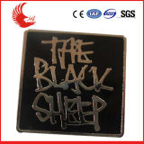 Hot Sale Custom Die Struck Metal Badge