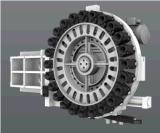 CNC fresadora vertical para el tratamiento de metales Molde (EV1270M)