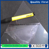 Il PVC di alta qualità riveste le lamiere sottili di plastica nere e rigide, lamiera sottile rigida del PVC
