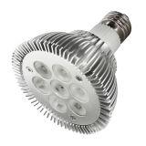 Proyector ligero PAR30 del LED con el CREE LED