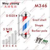 Indicatore luminoso di palo del Ce M346 e del barbiere del certificato di RoHS