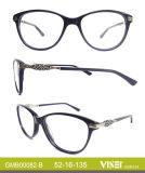 De met de hand gemaakte Nieuwe Glazen Opticals van de Vrouwen van het Ontwerp (82-B)