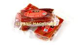 Completamente máquina de empacotamento contínua automática do vácuo do alimento cozido do estiramento Dlz-320