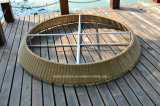 Напольный Wicker ротанг Nestrest/кровать ротанга вися/гнездй падения воды
