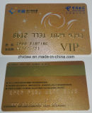 PVC Bossing oder Bedded Card