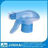 Pulverizador do disparador da mão preta para o líquido de limpeza mais limpo do Sanitizer/toalete