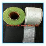 600GSM 360mmの幅の平野のStructionのガラス繊維によって編まれるテープ