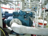 発電所のための油ポンプ