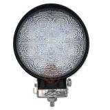 Lampe étroite de travail du faisceau 27W 2025lm LED d'inondation imperméable à l'eau