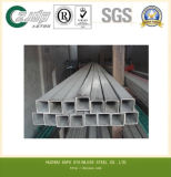 Fabrikant ASTM 304 de Vierkante Buis van het Roestvrij staal Seamless&Welded