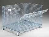 Opslag Wire Mesh Container Stackable Butterfly Cage
