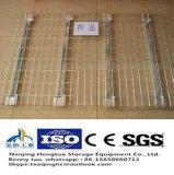Panneaux de paquet de fil d'acier, Decking de treillis métallique, pêche à la traîne de paquet de fil pour la crémaillère de mémoire
