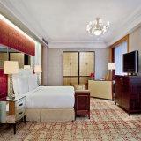 Mobília luxuosa enorme de madeira do quarto da estrela