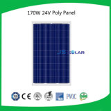 170W TUV Cermcs Cec-polykristalliner Sonnenkollektor