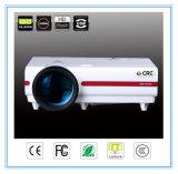 proiettore del gioco del cinematografo della casa dell'interfaccia del VGA del USB dell'affissione a cristalli liquidi HDMI di 720p LED