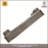 Scambiatore di calore brasato 316L del piatto dell'acciaio inossidabile
