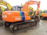 Niedriger Preis-verwendeter Hitachi-Gleisketten-Exkavator Ex120-2 für Verkauf