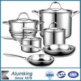 De Rol van het Aluminium van het ISO- Certificaat voor het Koken Utensiles