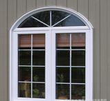 AluminiumProfile Casement Window mit Hollow Toughened Glass