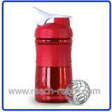 [500مل] بلاستيكيّة بروتين خلّاط رجّاجة زجاجة ([ر-س081])