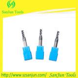 CNC Machine를 위한 텅스텐 Solid Threaded Carbide Plain End Miing Tools