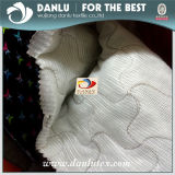 Tela acolchada al por mayor del algodón que rellena de costura de China