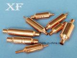 Tubo del acumulador del cobre de la buena calidad para el congelador