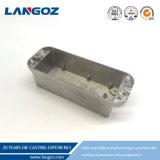 Custo excepto para você ligas de alumínio do zinco do molde de Lockset da fábrica