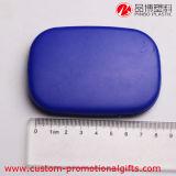 Main bleue d'interpréteur de commandes interactif Kt de couture manuel avec le miroir