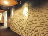 Papel de pared decorativos Enviormental 3D