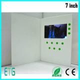 LCD 영상 인사장을 광고하는 2016 최신 판매