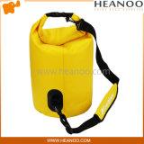 sacchetti asciutti di piccolo della spiaggia 20L immagazzinamento in impermeabile il sacco per Kayaking