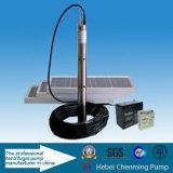 태양 강화된 잠수할 수 있는 깊은 물 좋은 펌프 또는 수도 펌프 태양 태양 농업 수도 펌프