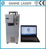 Bewegliche Fliegen-Faser-Laser-Markierungs-Maschine mit hoher Präzision
