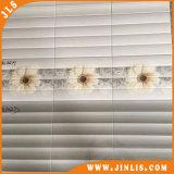 Eine wasserdichte keramische Wand-Fliese des Grad-Streifen-keramischen Tintenstrahl-3D