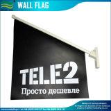 Дешевый выдвиженческий рекламируя напольный флаг стены (T-NF14P03009)