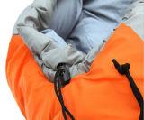 Waterproof o saco de sono oco alargado alongado do algodão