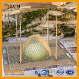 Building commerciale Models/Sound e Light Multimedia Model /Project Building Model/Mecca Commercial Pedestrian Street Model